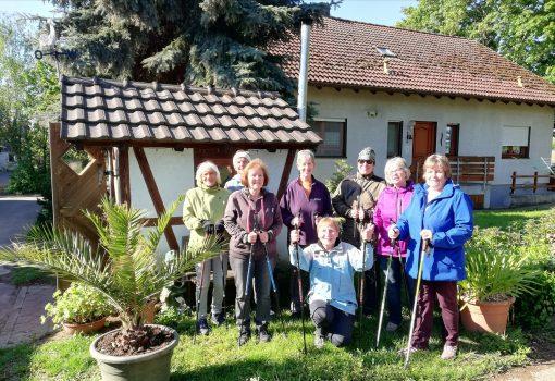 Ab 22.06.2020: Nordic Walking mit Hildegard Holzbauer