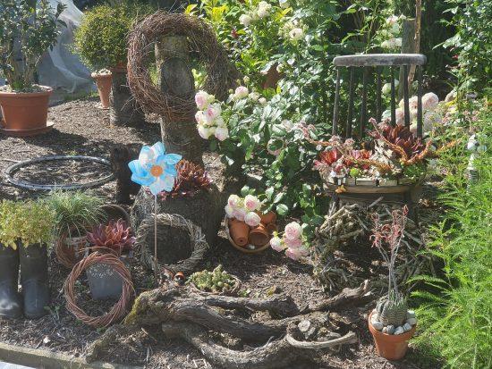 Zu Besuch bei Gärtnerei Kiemle in Bissingen