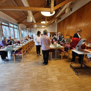 Adventsfeier 2019 bei den LandFrauen Möglingen-Asperg