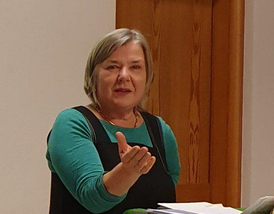 Weniger-Bunter-Älter: Landfrauen-Empfang mit Rita Reichenbach