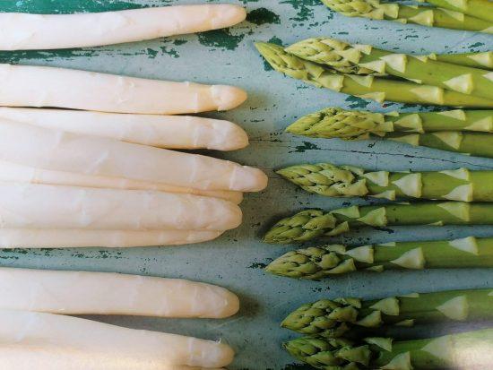 Online-Kochwerkstatt rund um das königliche Gemüse mit Margret Büttner